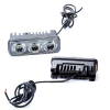 Barra 3LED DRL Universal 9 W 3