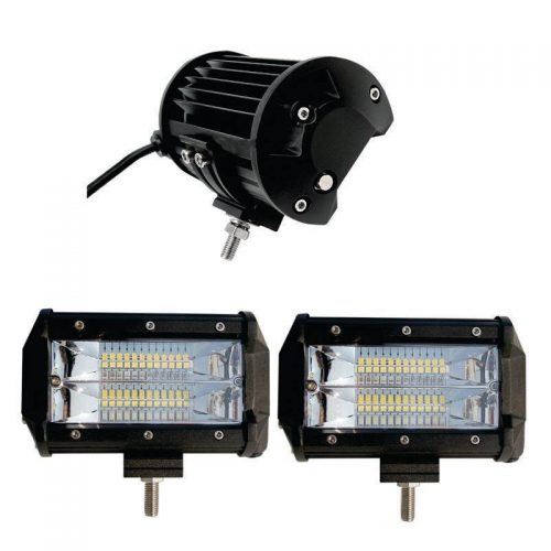 Barra 24 LEDs industrial de 5 pulgadas1