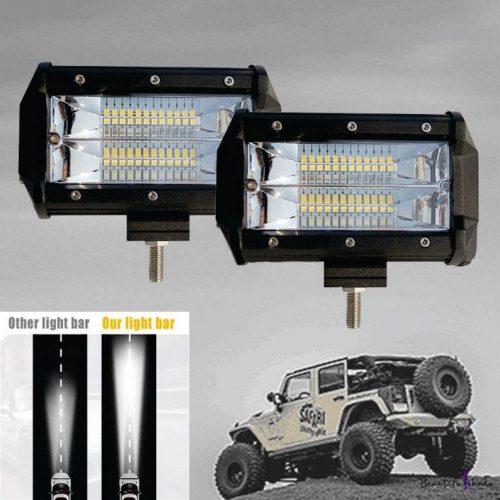 Barra 24 LEDs industrial de 5 pulgadas4