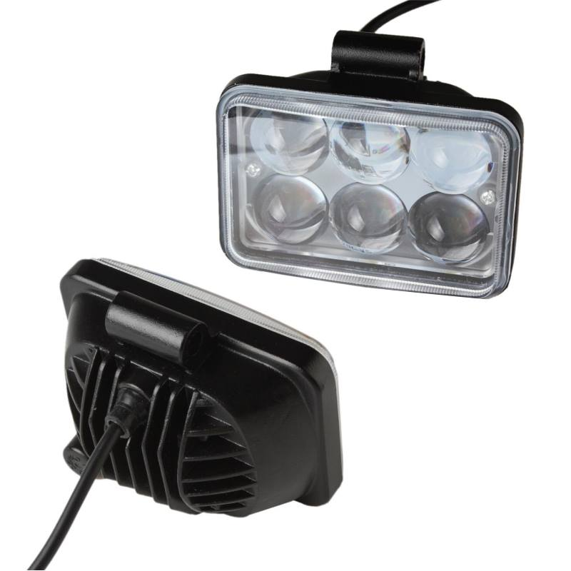 Lampara industrial con Lupa 6 LEDs4