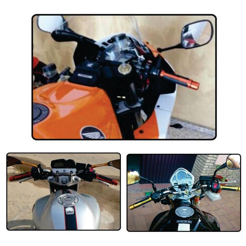 Manilla para Motocicleta - Barracuda4