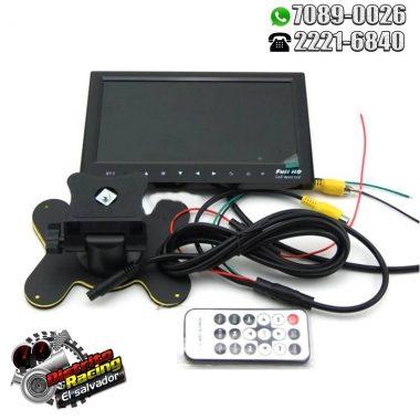 sensor de retroceso asistente monitor pantalla