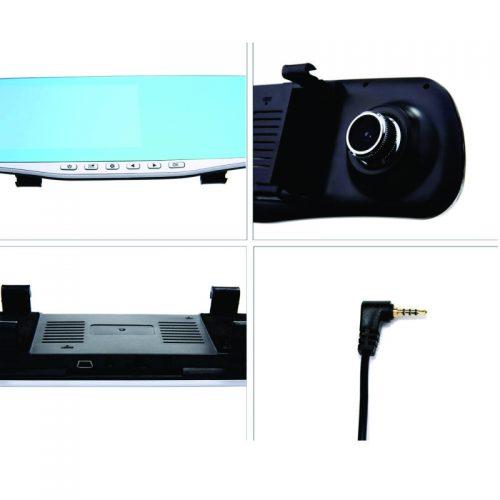 Espejo Retrovisor Blackbox DVR5