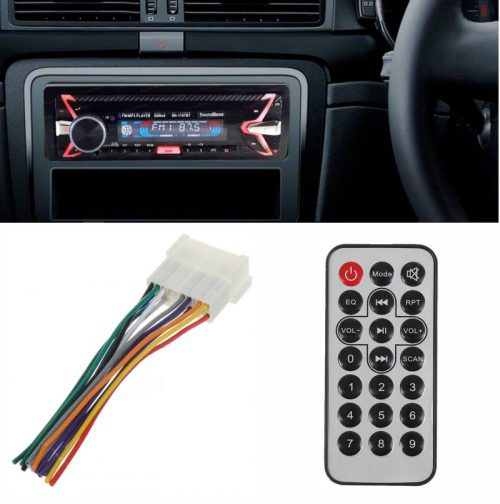 Reproductor Xplod con Bluetooth5