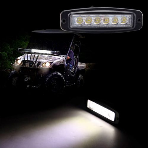 Barra LED 7 pulgadas para ensamblar4