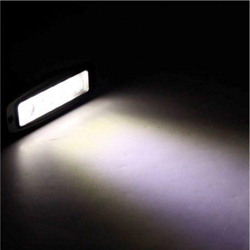 Barra LED 7 pulgadas para ensamblar5