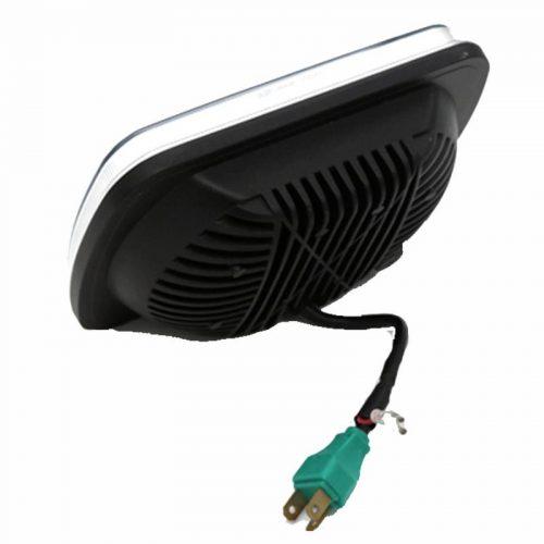 Silvin 7×5 fondo negro LED H4 con cortesia3