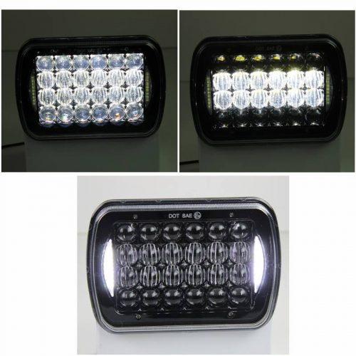 Silvin 7×5 fondo negro LED H4 con cortesia4