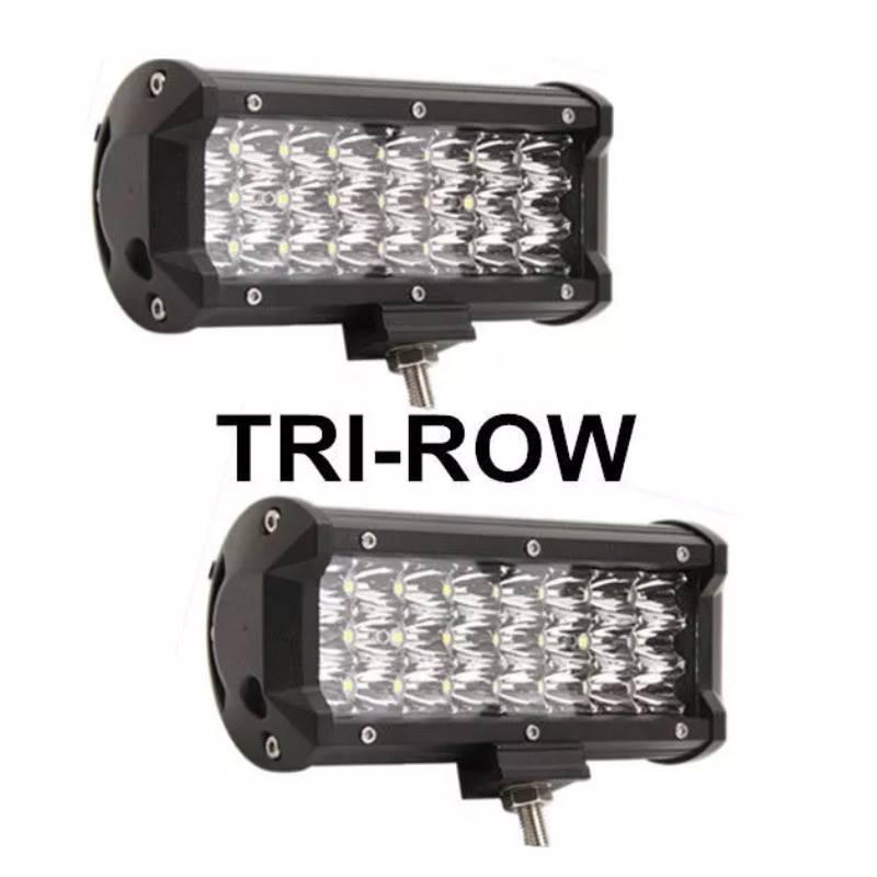 Barra 7 pulgadas 24 LED3