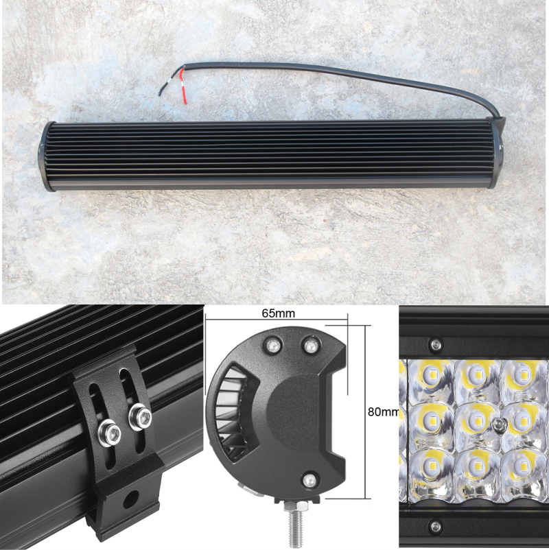 Barra LED 32 pulgadas industrial2