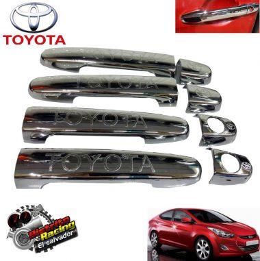 Cromos Manecillas Toyota Corolla - Hilux
