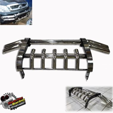Bull Bar - Defensa Delantera 4x4 - HILUX VIGO