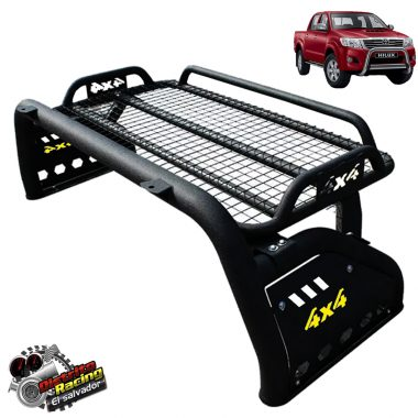 antivuelco con canasta roll bar