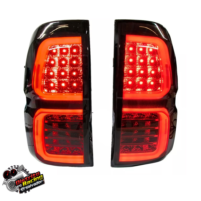 Lamparas Traseras Led para HILUX REVO 2015