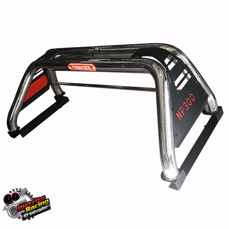 Roll Bar - Antivuelco con Stop - Nissan NP300