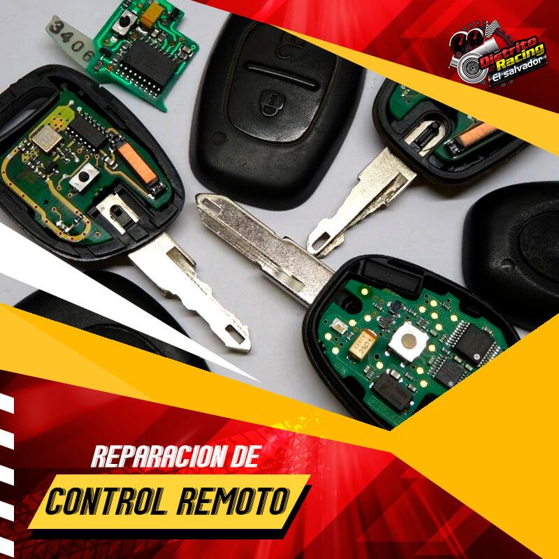 reparacion de control remoto