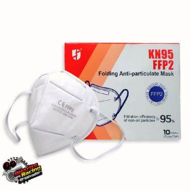 Caja de Mascarillas de Protección KN95/FFP2