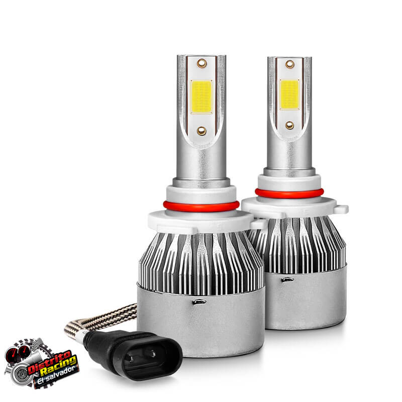 Luces Led Rollinger COB - Headlight 9005