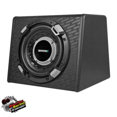 "Subwoofer Amplificado 12"" - 800 Watts - AUTOTEK"