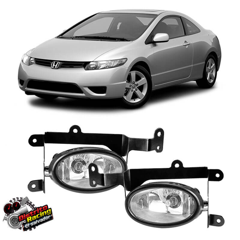 Halogeno Honda Civic 2D 2006-2008