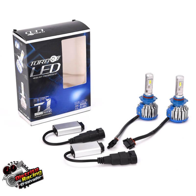 Luz Led - T1 - Turbo Led CREE H11