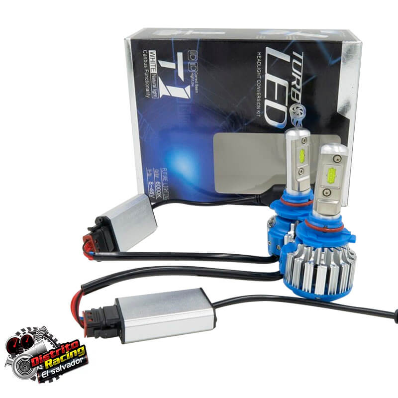 Luz Led - T1 - Turbo Led CREE H13