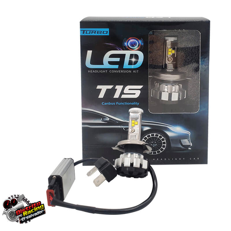 Turbo Led T1S - Led Headlight - H4