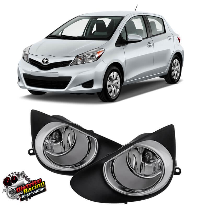 Halogeno Toyota YARIS - HATCHBACK 2012 - DLAA