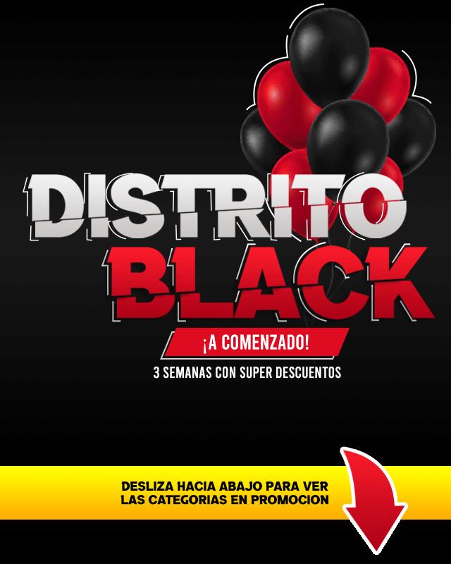 Distrito Black Movil Actualizdo