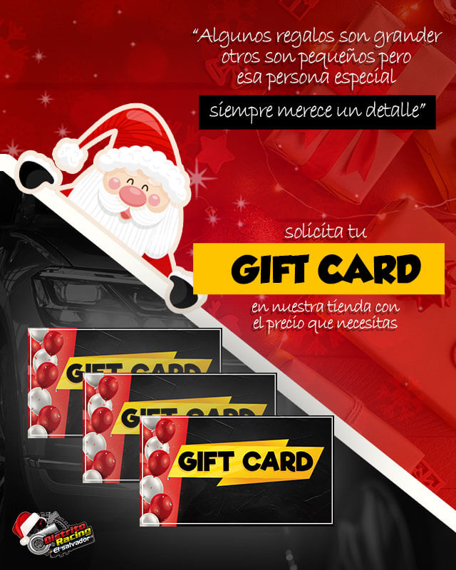 Gift Card 2020 (Movil)